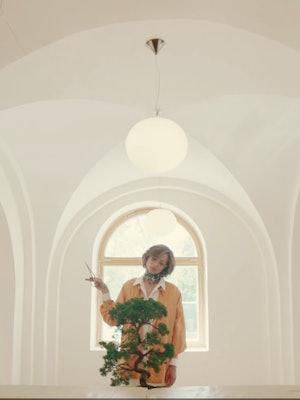 Bilde av modell med brille fra Celine
