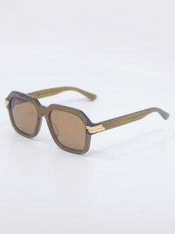 Bilde av solbrille BV1123s i transparent farge