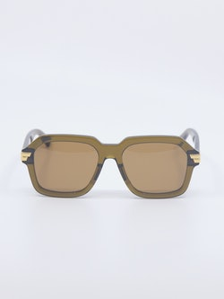 Bilde av solbrillen BV1123s fra Bottega Veneta