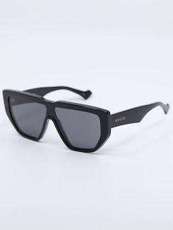 Bilde av solbrille GG0997S fra Gucci i farge sort