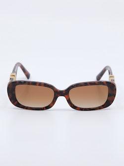 Bilde av solbrille i farge havana fra Valentino, nummer VA4067