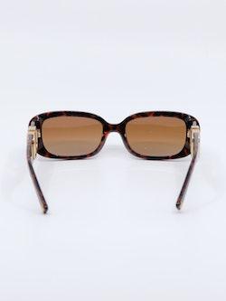 Bilde av solbrille i farge havana fra Valentino
