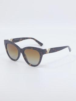 Bilde av solbrillen VA4089 i farge havana