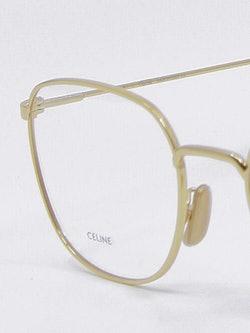Nærbilde av brillen CL50037U fra Celine