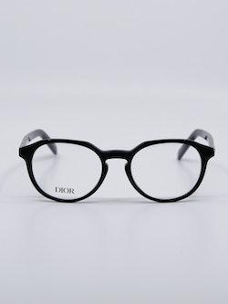 Bilde av rund acetatbrille fra Dior