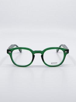 Bilde av innfatning Lemtosh i farge grønn fra Moscot