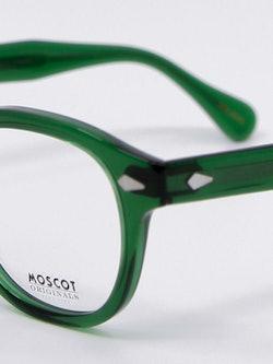 Nærbilde av brille Moscot Lemtosh
