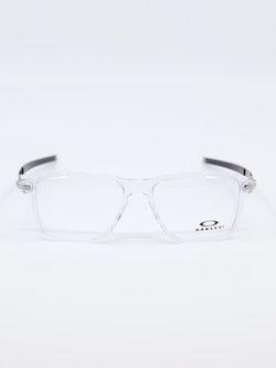 Bilde av transparent brille fra Oakley
