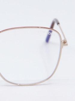 Nærbilde av brille FT5572b fra Tom Ford
