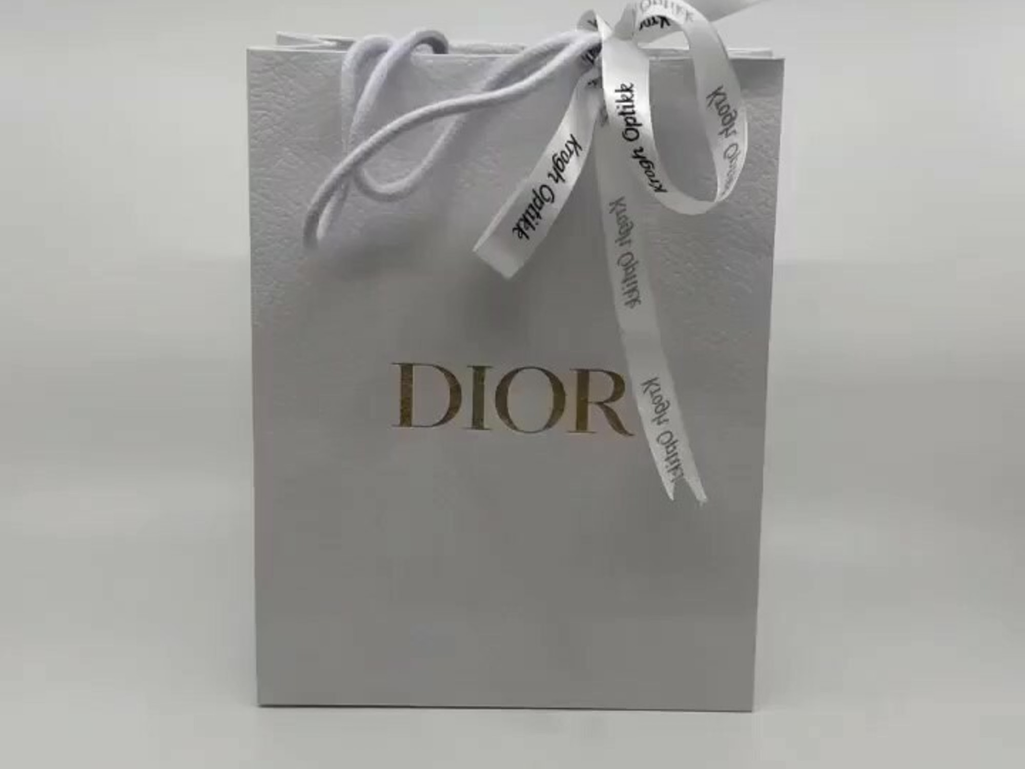 Bilde av Dior-bærepose