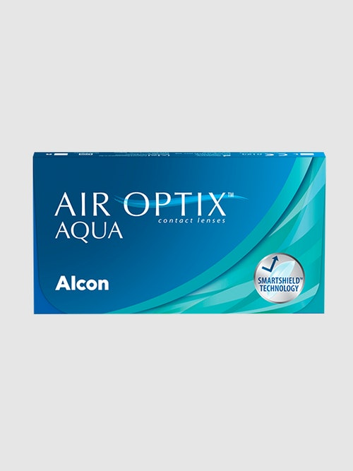Bilde av linseesken til AIR OPTIX AQUA