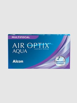 Bilde av linseesken til AIR OPTIX MULTIFOCAL