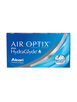 Bilde av linseesken for AIR OPTIX PLUS HYDRAGLIDE