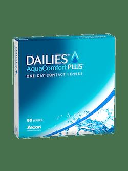 Bilde av linseesken for DAILIES AquaComfort PLUS 90pk
