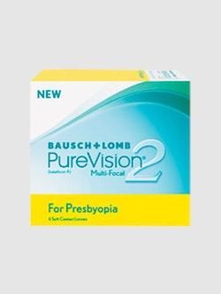 Bilde av linseesken til PUREVISION2 FOR PRESBYOPIA
