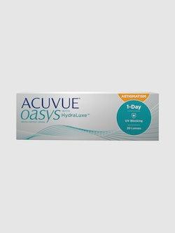 Bilde av linseeske for Acuvue Oasys 1-day for astimgatisme