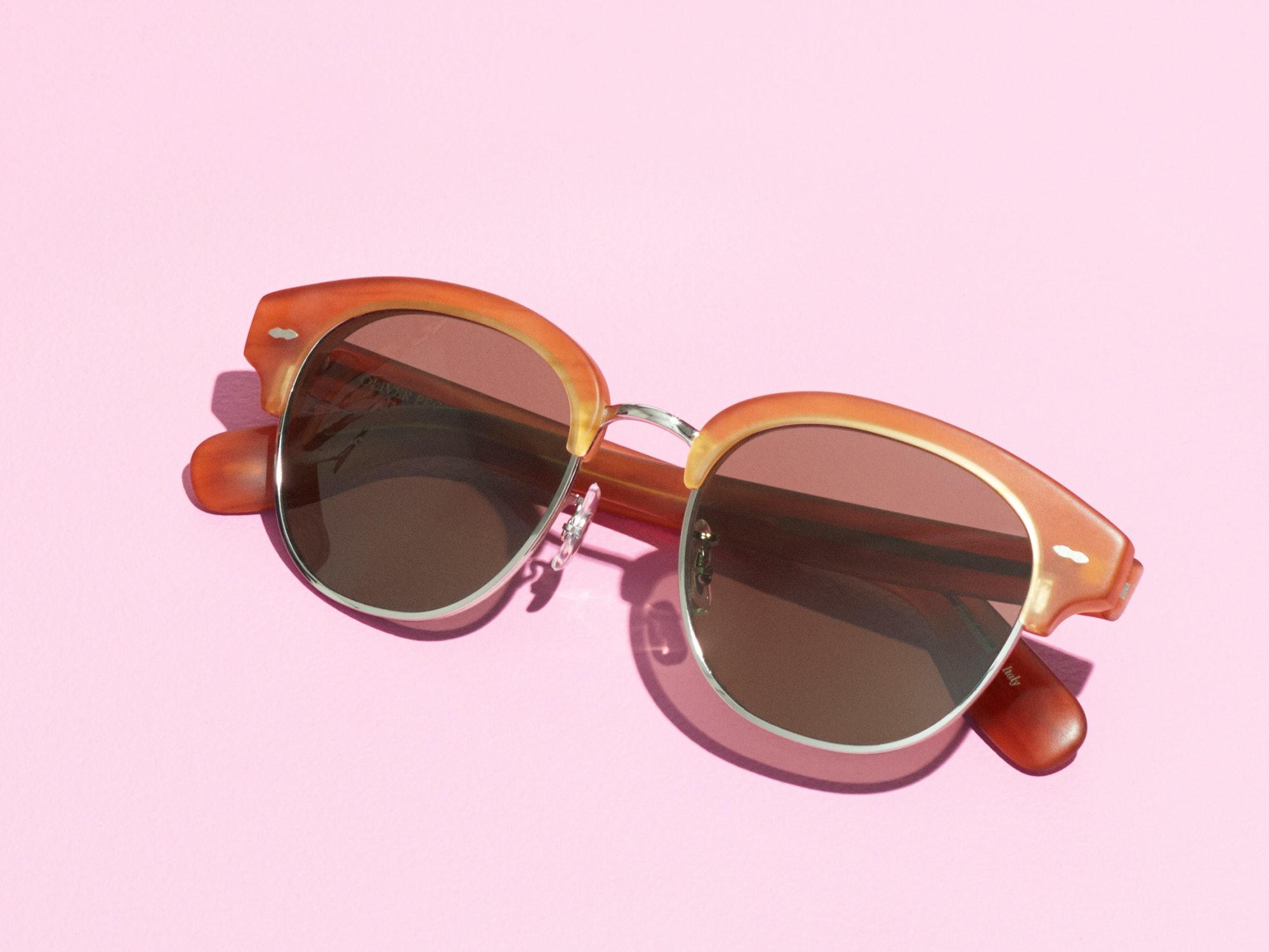 Bilde av en solbrille som kan fås med styrke