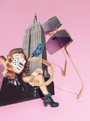 Bilde av solbrille fra Dior