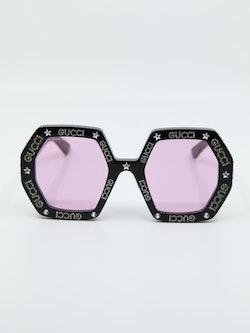 Bilde av catwalk solbrille fra Gucci, modellnummer gg0772s