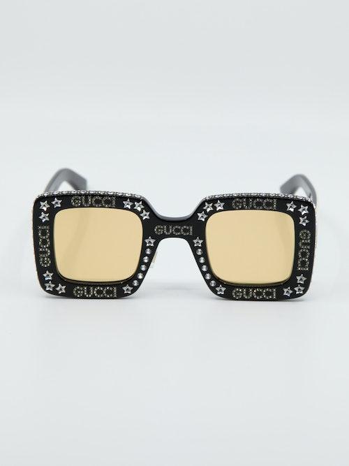 Bilde av solbrille Gucci GG0780s