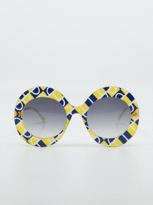 Bilde av solbrille fra Gucci modellnummer gg0894s