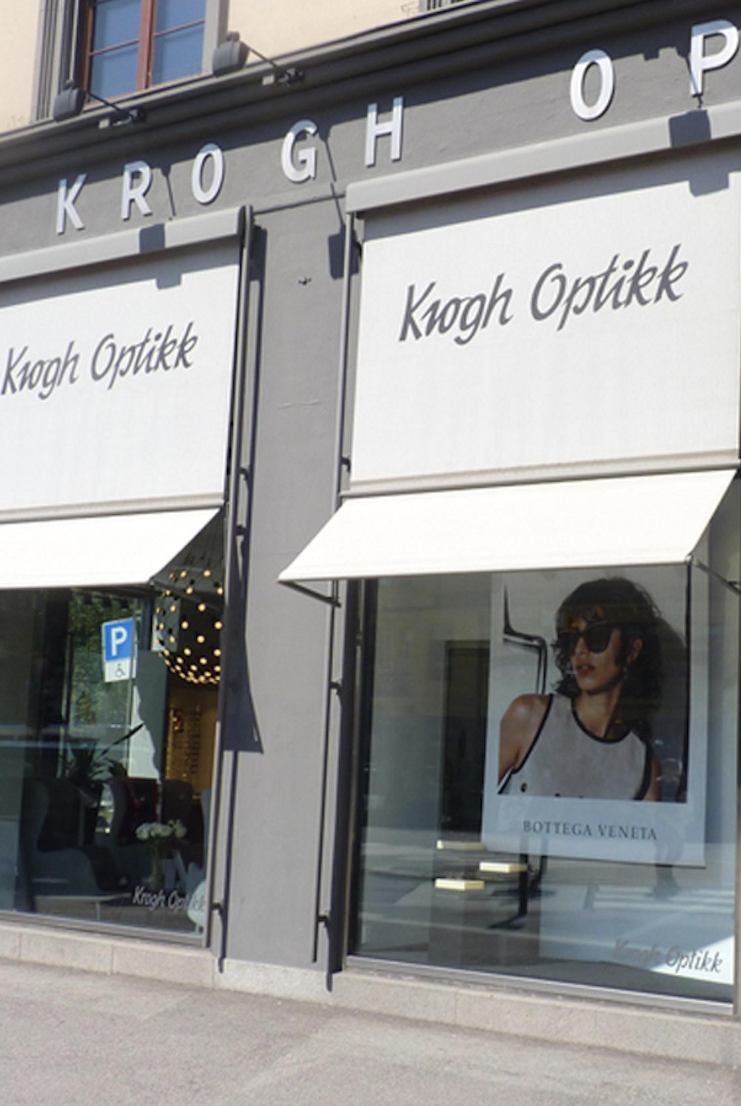 Bilde av Krogh Optikk Majorstuen